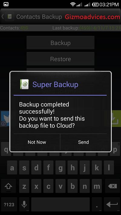 Super Backup App 6