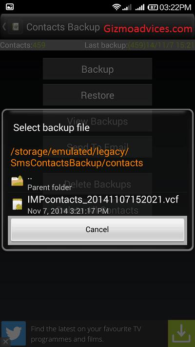 Super Backup App 8