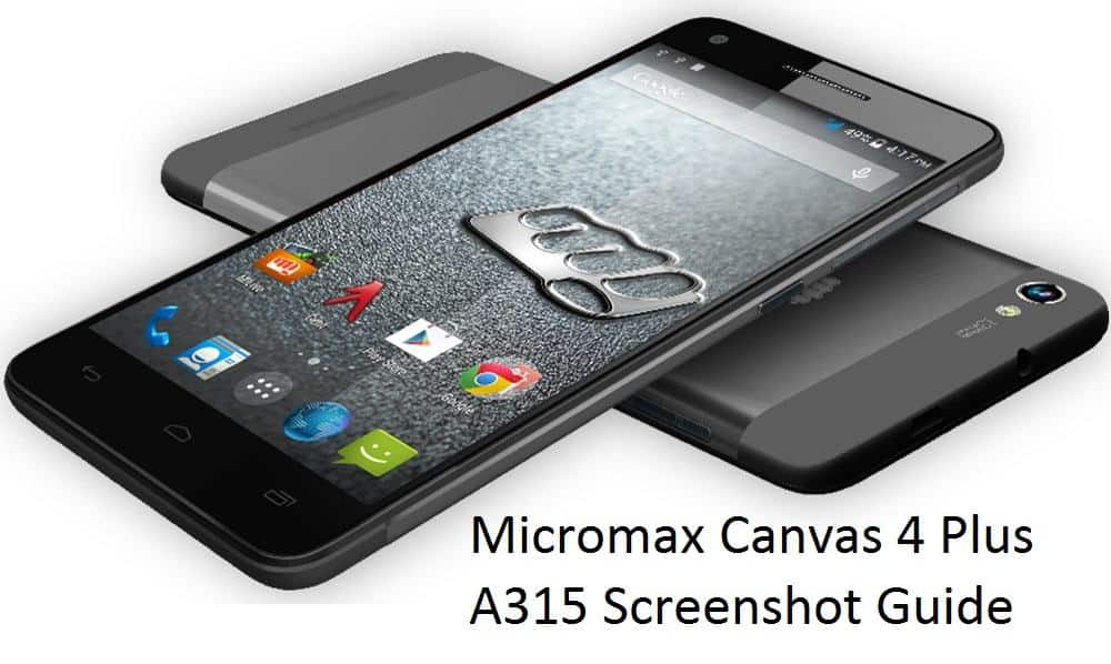 Micromax Canvas 4 Plus A315 Screenshot