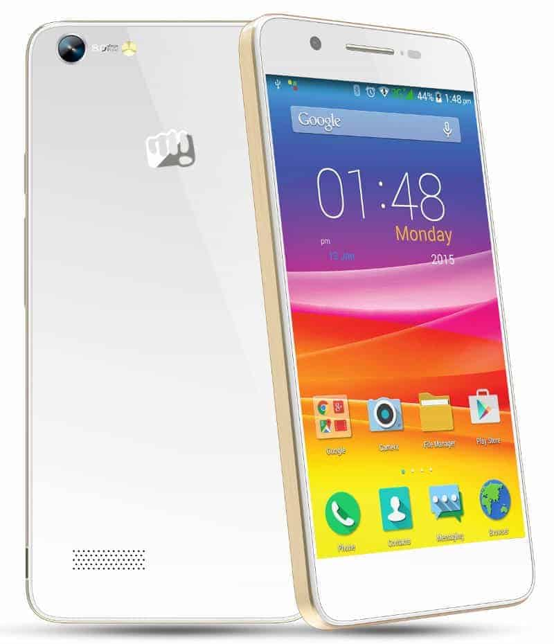 root Micromax-Canvas-Hue
