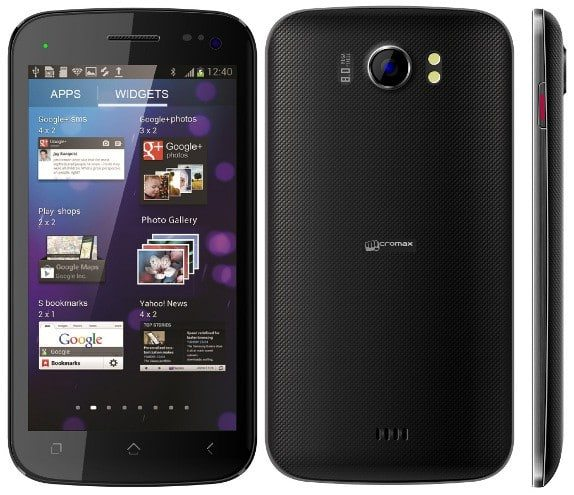 Root and Install CWM recovery on Micromax A110 Canvas 2