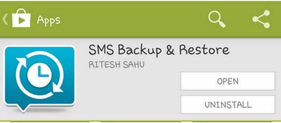 SMS Backup & Restore 4