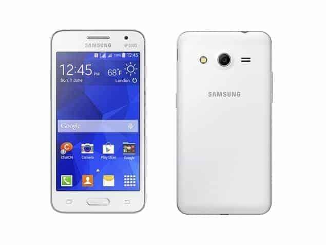 Samsung Galaxy Core 2 screenshots tricks and tips