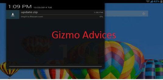 digiflip pro XT811 Kitkat update 3