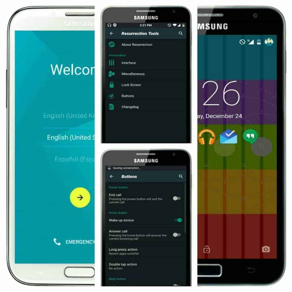 samsung galaxy note 2 android 5.0.2 lollipop update