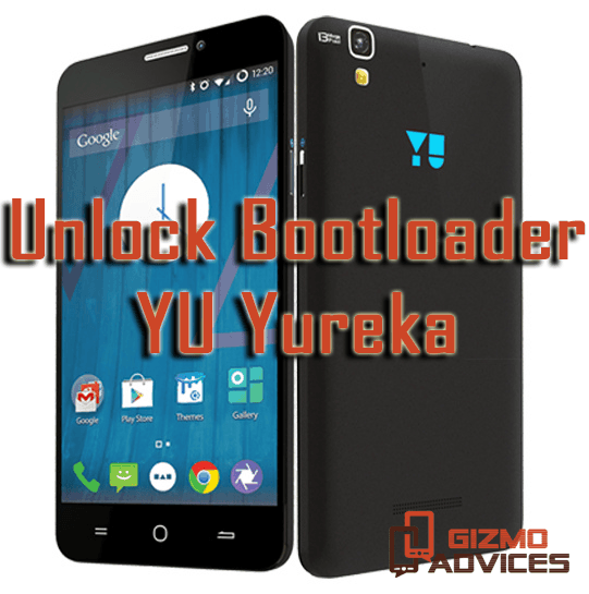 Unlock Bootloader on YU Yureka