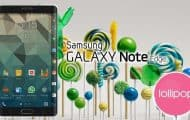 update Galaxy Note Edge to Android 5.0.1 Lollipop using leaked ROM