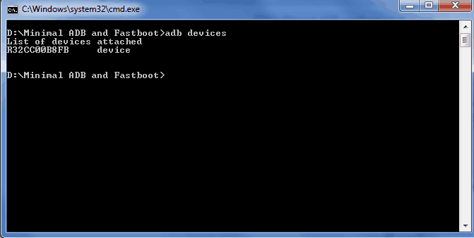 Setup ADB and Fastboot drivers on Windows PC [Minimal ADB and Fastboot]