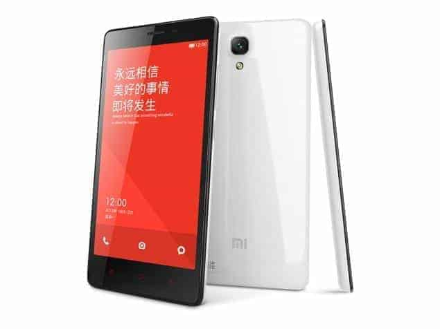 Update Xiaomi Redmi Note 4G to MIUI 6 official ROM (Android 4.4 KitKat)