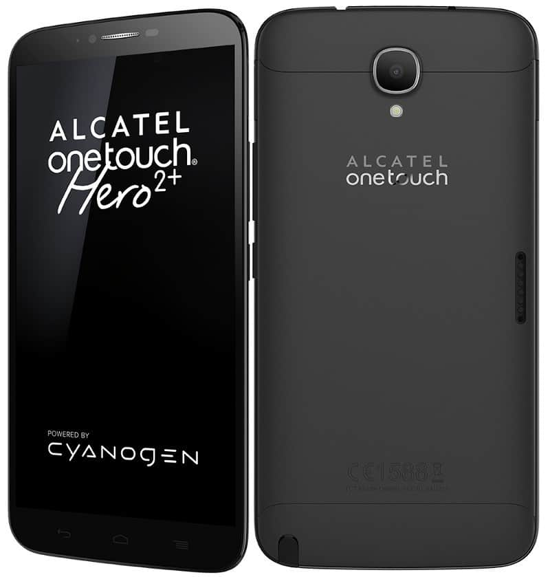 Alcatel One Touch Hero 2+