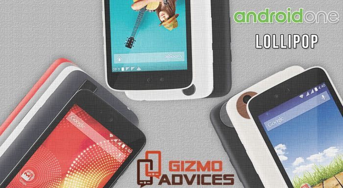Update Android One device to Android 5.1 Lollipop