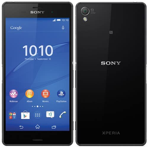 Xperia Z3 D6603 to Android 5.0.2 Lollipop