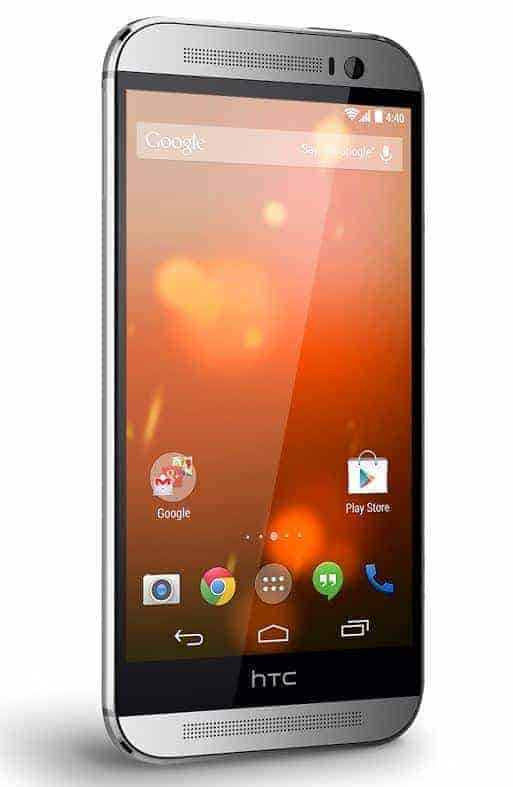 update HTC One M8 GPE to Android 5.1 Lollipop