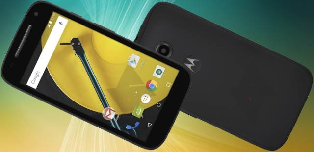 Install TWRP Recovery and Root Moto E 2015