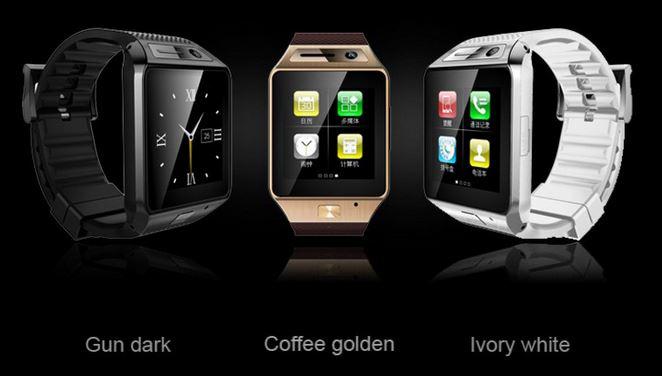 GV08S Bluetooth Smart Watch