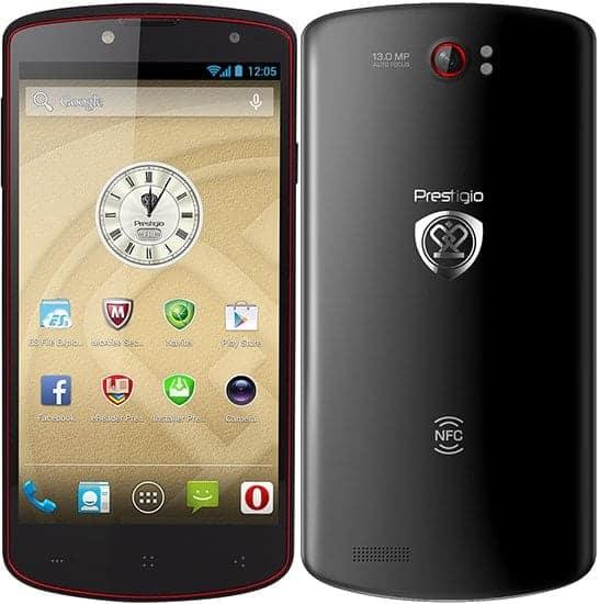 Prestigio MultiPhone 7500