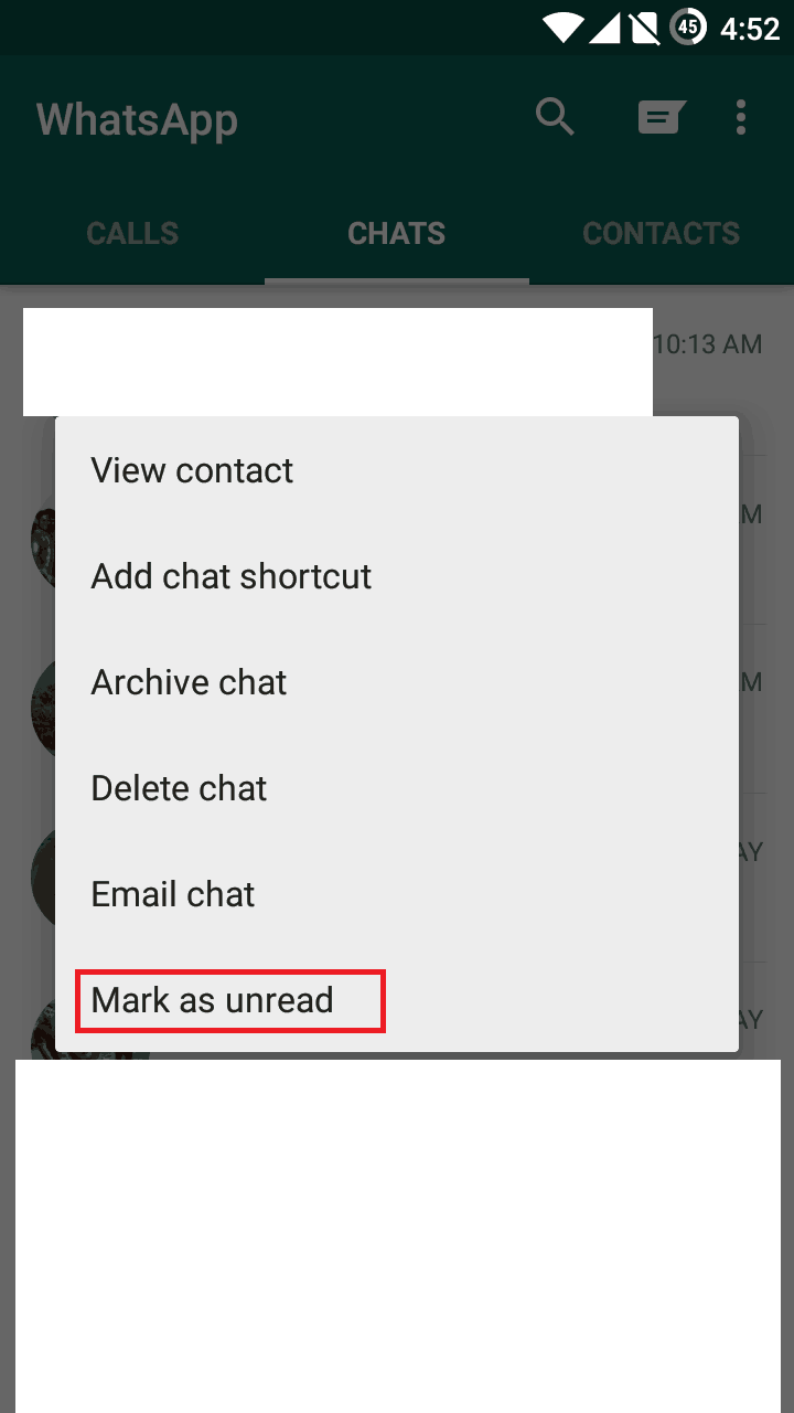 Download WhatsApp v2.12.197 with Custom notifications ...