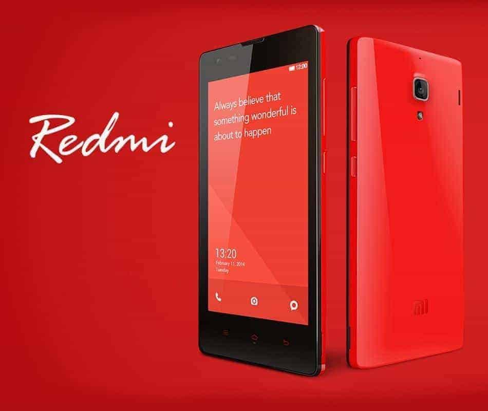 unbrick Xiaomi Redmi 1S or Xiaomi Hongmi 1S