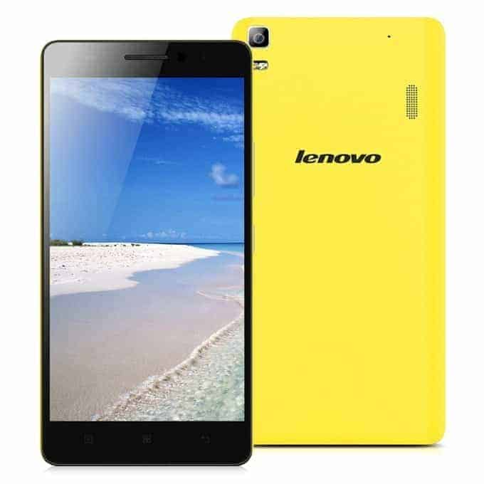 Install CWM Recovery and Root Lenovo K3 Note