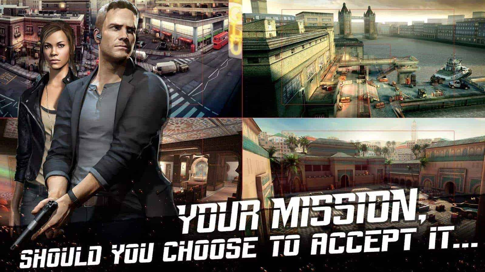 Mission Impossible Rogue Nation v1.0.2 APK