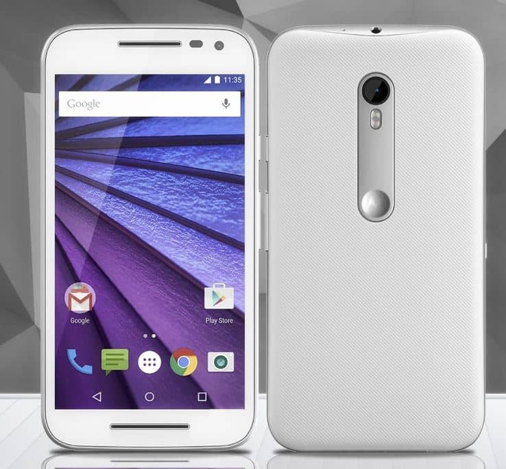 Unlock Bootloader on Moto G 2015