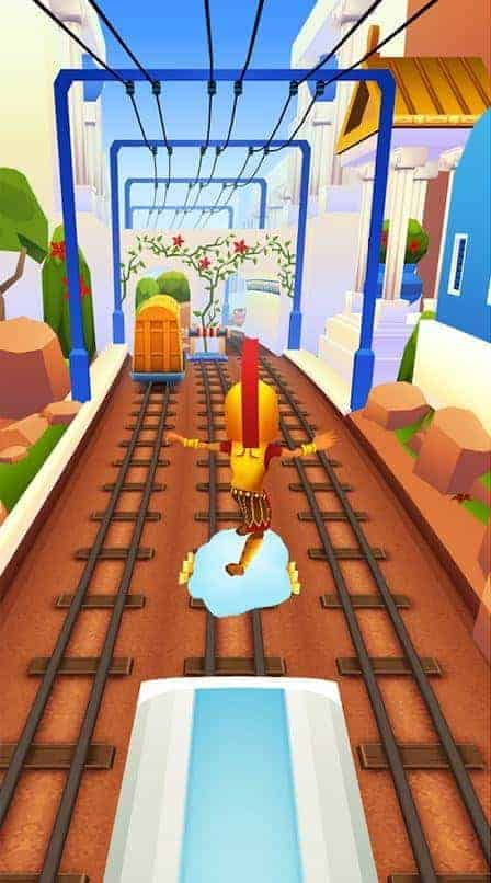 Subway Surfers Greece v1.43.0 Mod APK