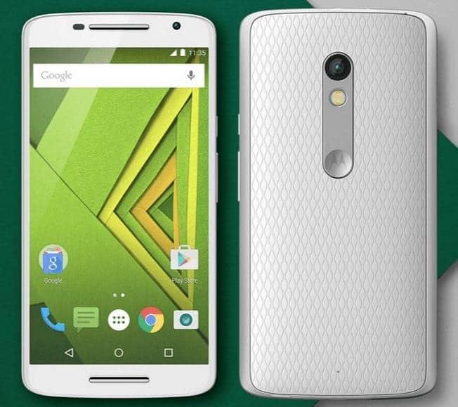 Motorola Moto X Play Stock Wallpapers