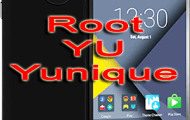 Install TWRP Recovery and Root YU Yunique YU4711 [How To]