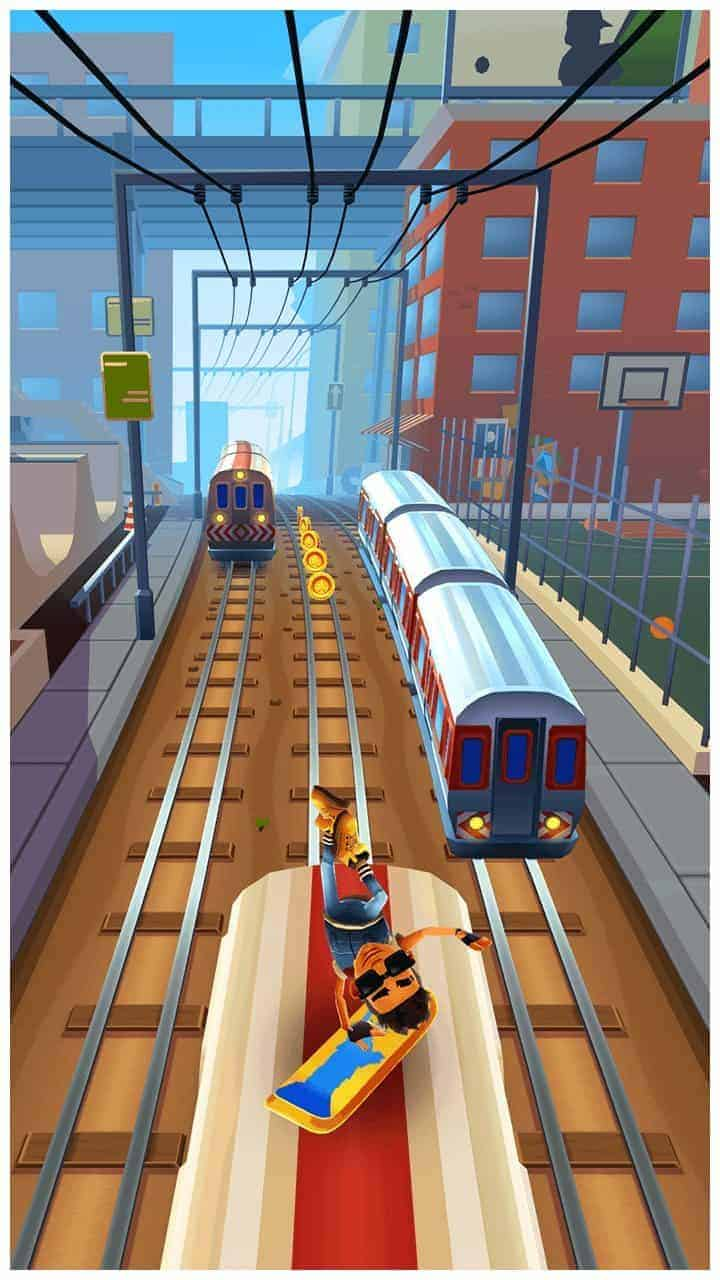Subway Surfers New York 1.44.0 Mod APK