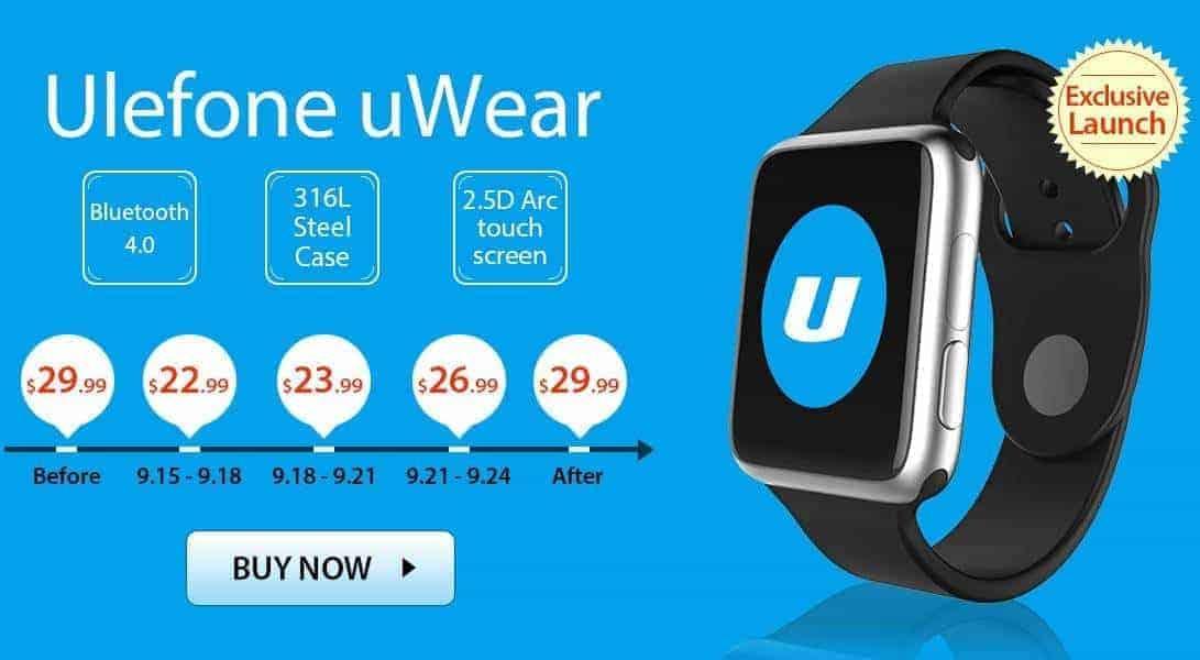 Ulefone uWear