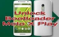 Unlock Bootloader on Moto X Play