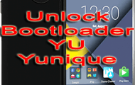 How to Unlock Bootloader on YU Yunique YU4711