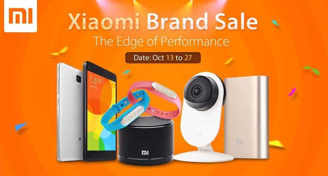 2015 Xiaomi Brand sale event