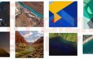 Nexus 5X and Nexus 6P Stock Wallpapers
