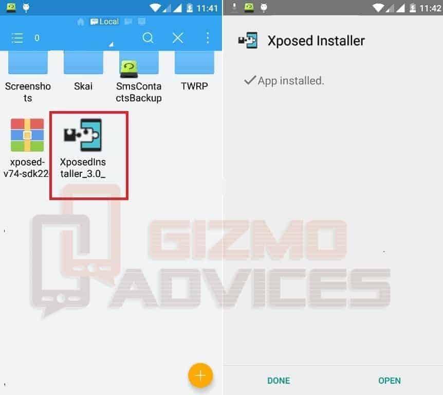 Install Xposed Framework on OnePlus 2 Oxygen OS