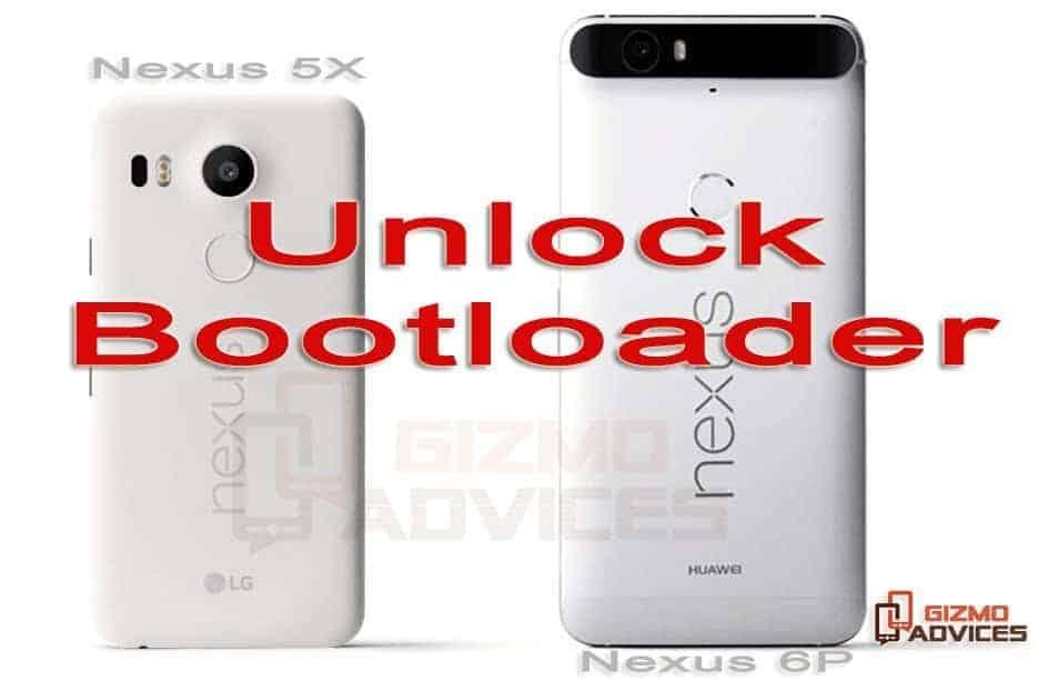 Unlock Bootloader on Nexus 6P and Nexus 5X