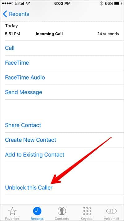 How to Block Unwanted Calls, Messages and FaceTime on iPhone