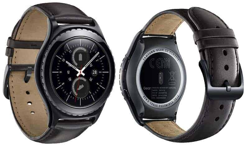 Samsung Gear S2 & Gear VR launched in India for Rs 24,300 and Rs 8,200 respectively