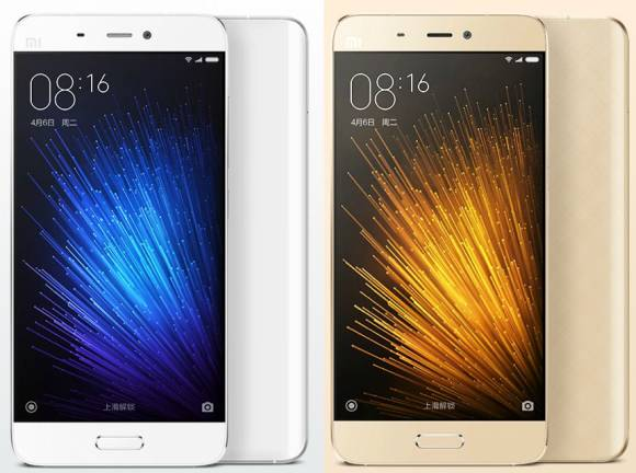 Xiaomi Mi 4S and Mi 5 Launched