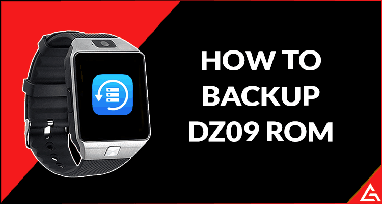 Create Read Back ROM Dump / ROM Backup of DZ09