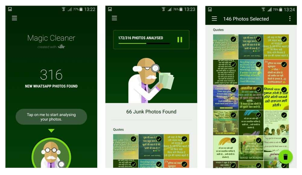 How to Delete Useless or Unwanted WhatsApp Photos & Videos from Android