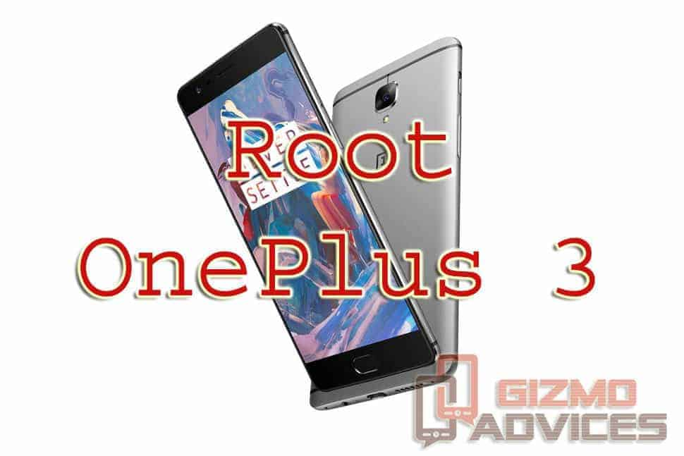 Install TWRP Recovery and Root OnePlus 3