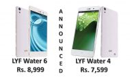 LYF Water 4 and Water 6