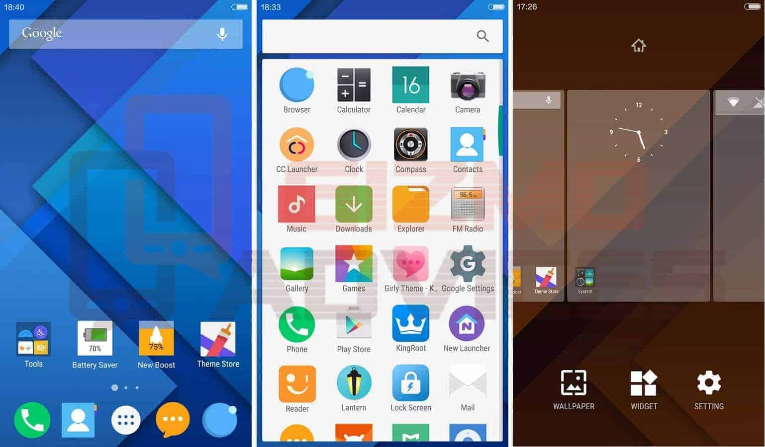 how to download android nougat apk