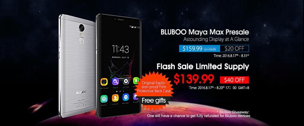 Bloboo Maya Max Pre-sale