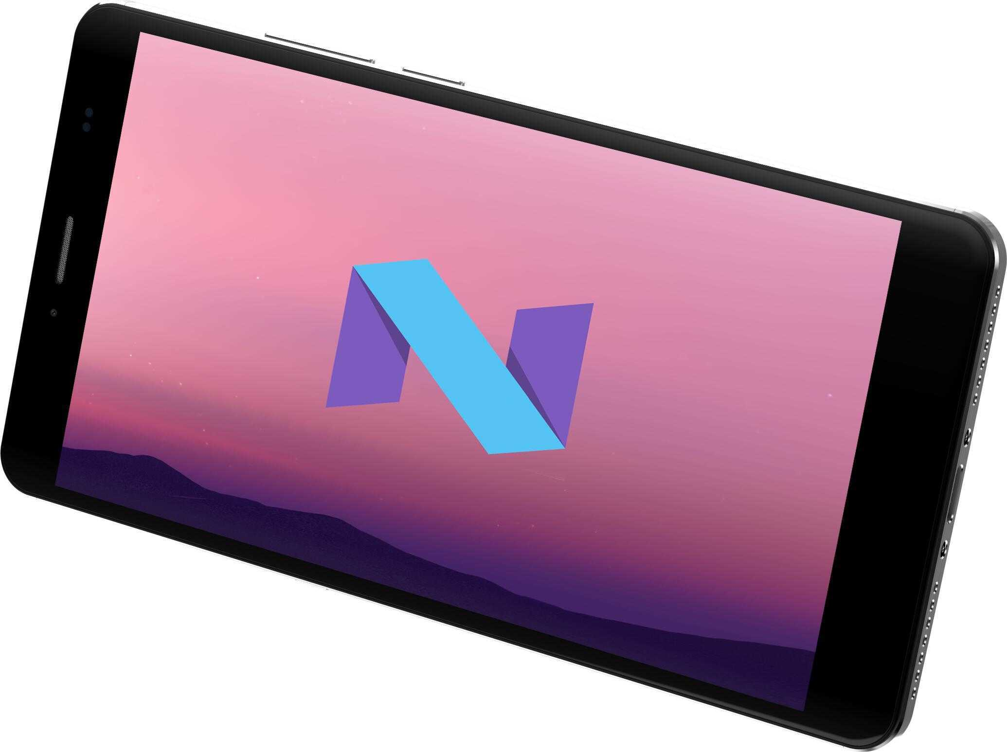 Bluboo Maya Max Android 7.0 Nougat Update