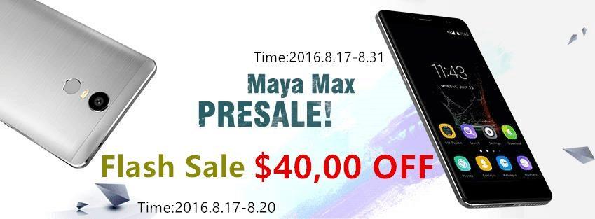 BLUBOO Maya Max vs MEIZU M3S