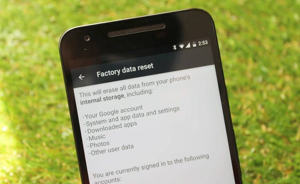 How to Factory Hard Reset Google Pixel XL and Pixel
