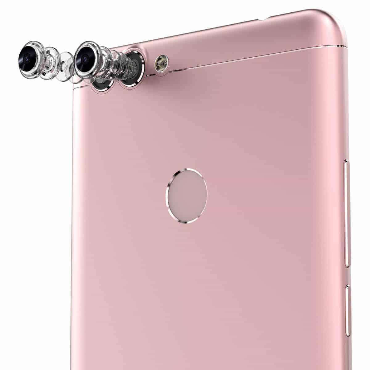 Bluboo Dual Rear Cameras