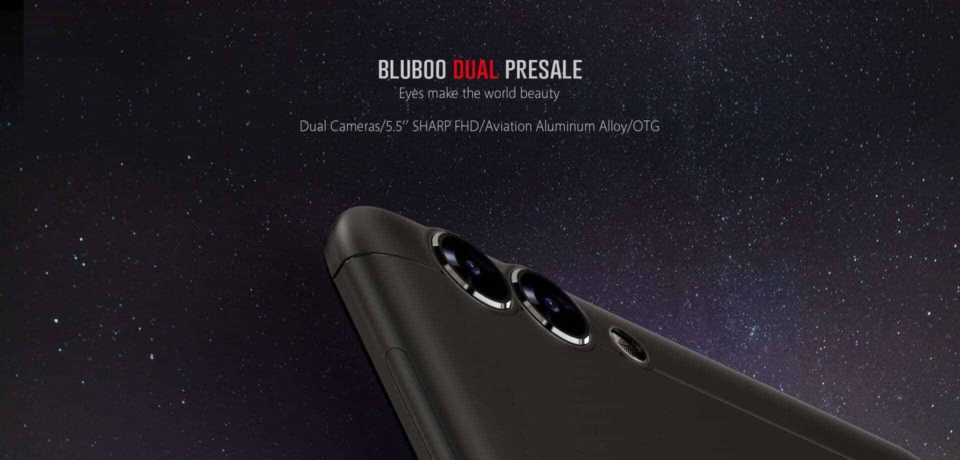 Bluboo Dual Pre-Sale